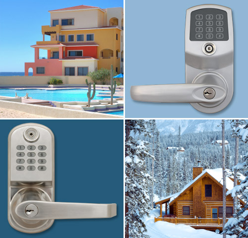 Keyless Entry for all types of vacation rentals