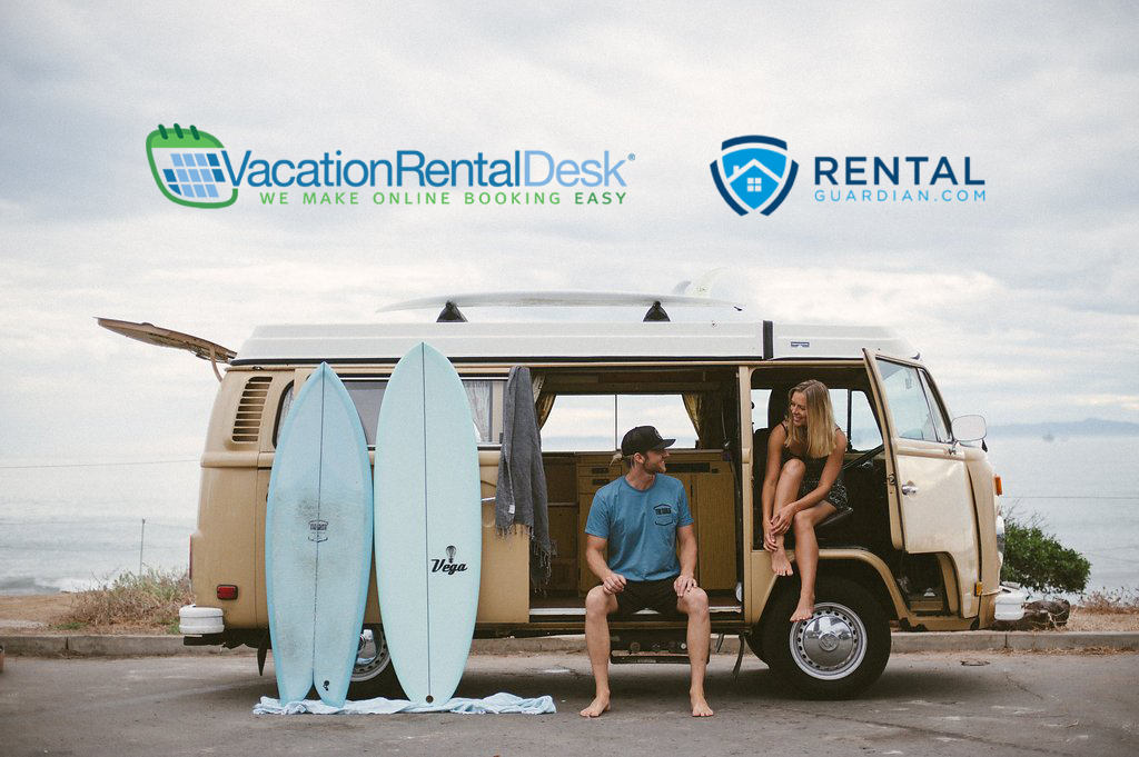 Keyless entry door lock for your vacation rental home